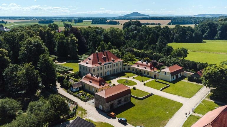 Barockschloss Königshain