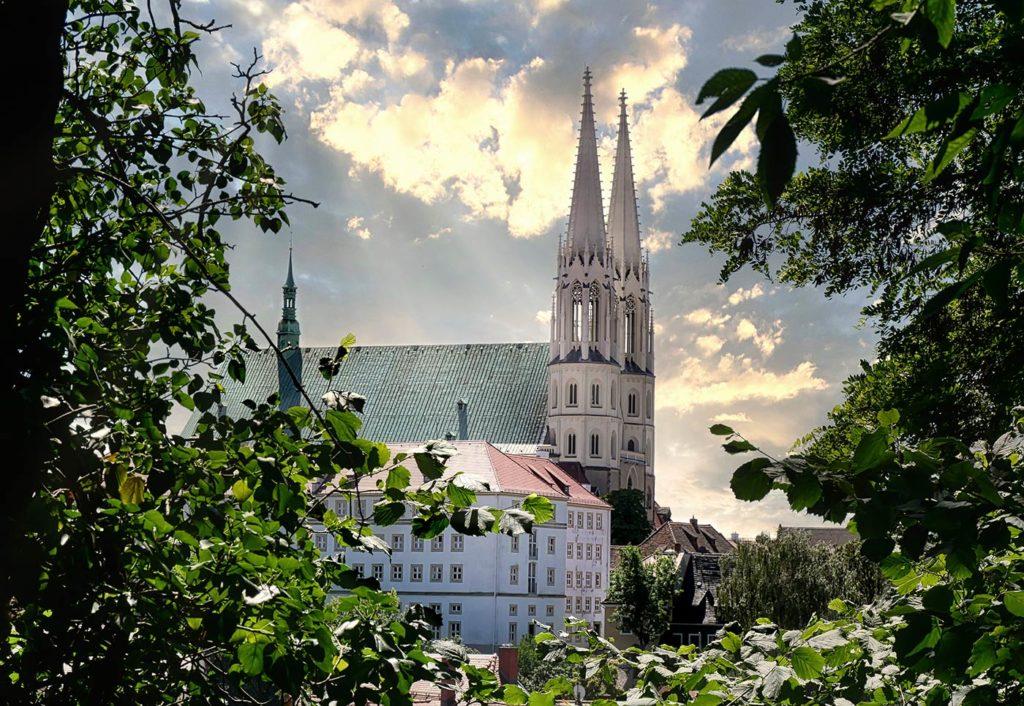 Peterskirche-Stadtansicht