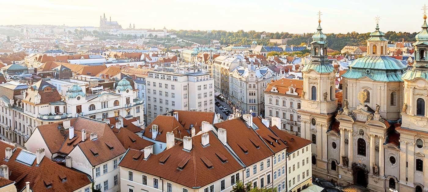 Sehenswürdigkeiten von Prag entdecken