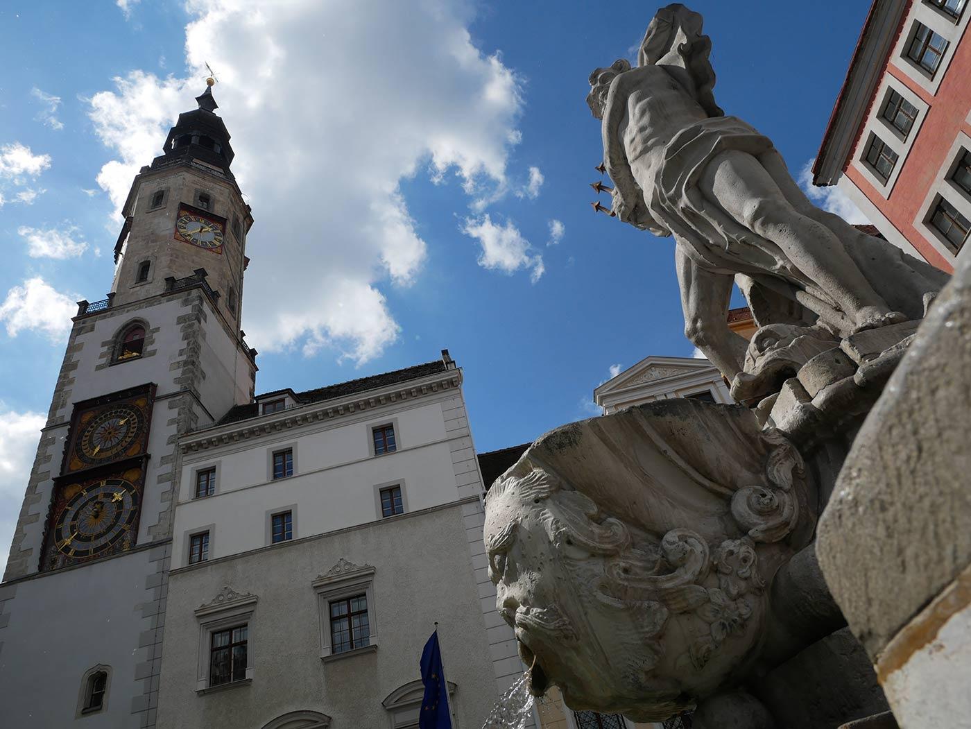 Rathausturm in Goerlitz
