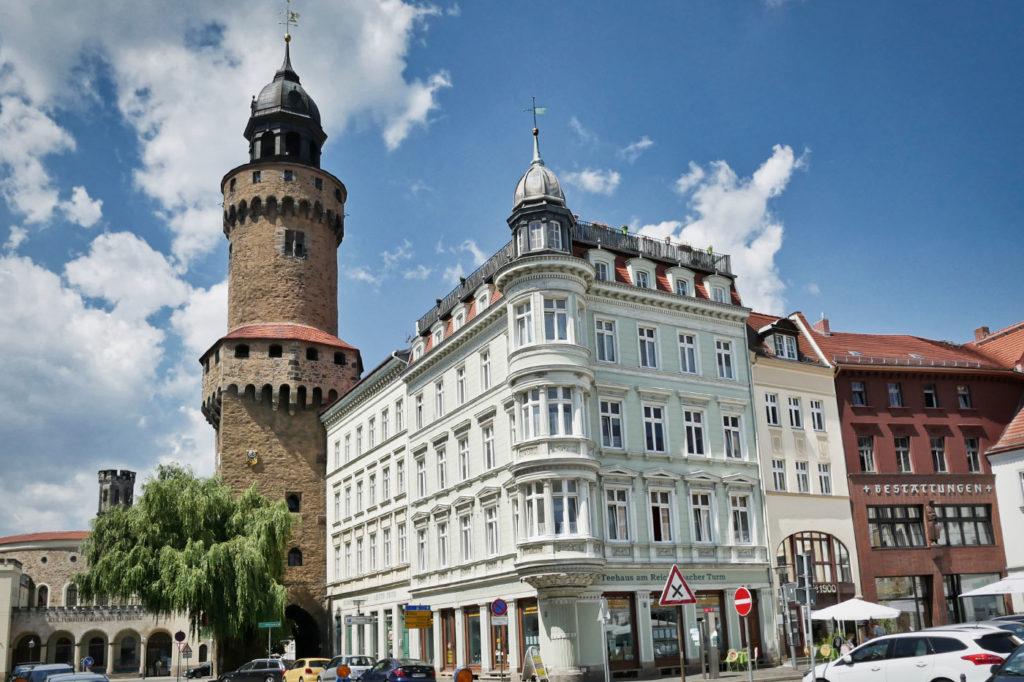 Reichenbacher-Turm-Obermarkt-Goerltiz