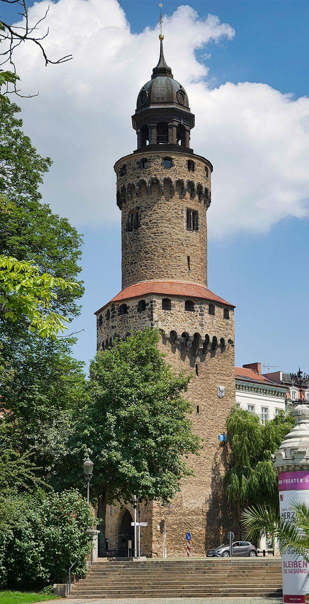 Reichenbacher Turm in Goerlitz