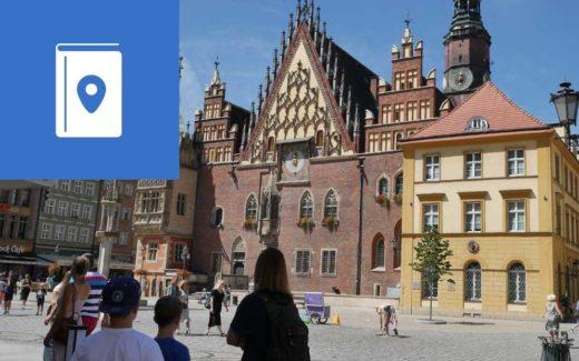 Reiseführer durch Breslau