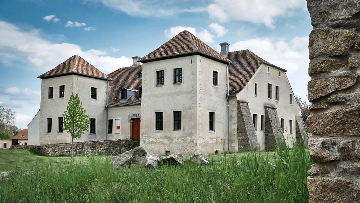 Renaissanceschloss Koenigshain Ansicht