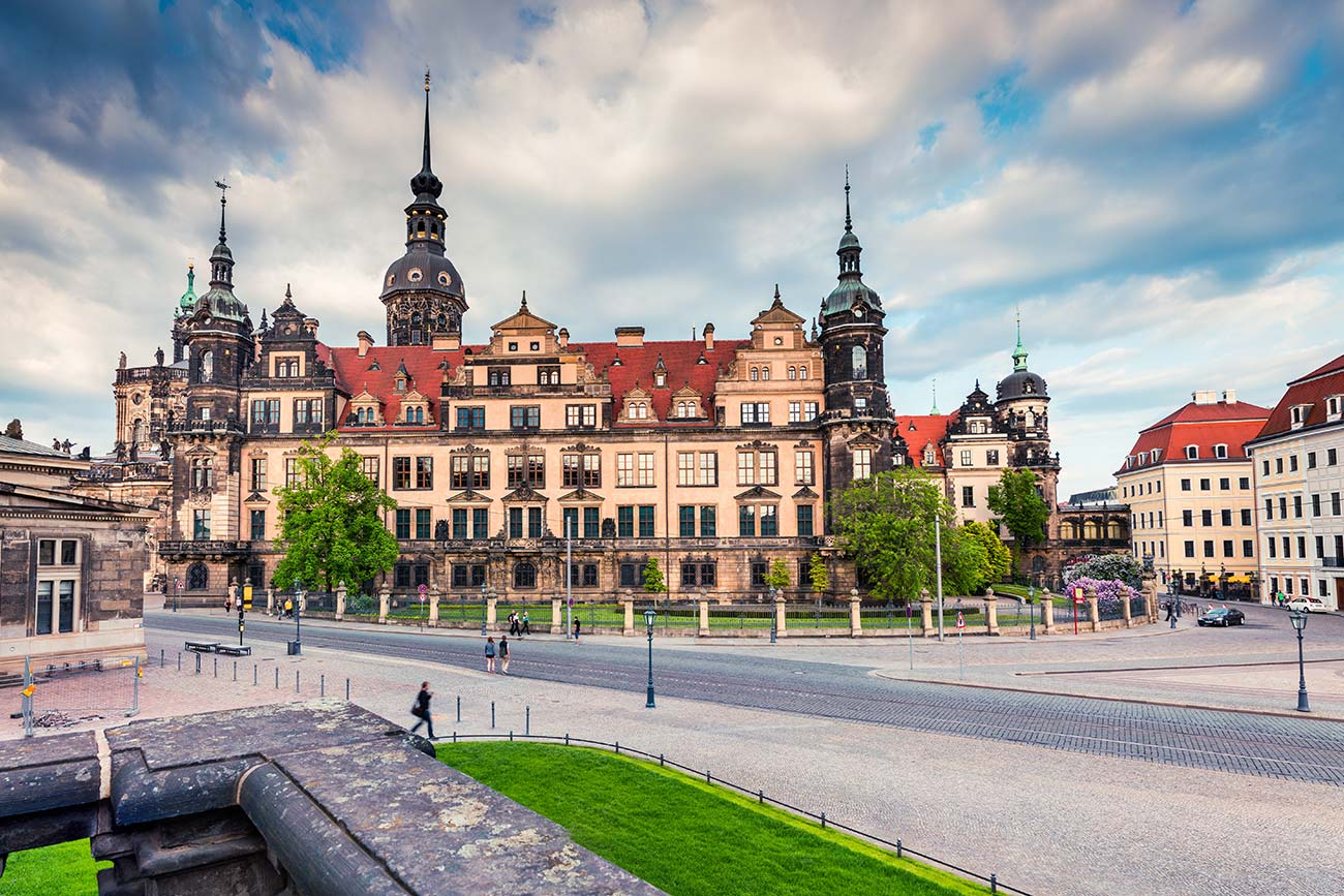 Residenzschloss-Dresden
