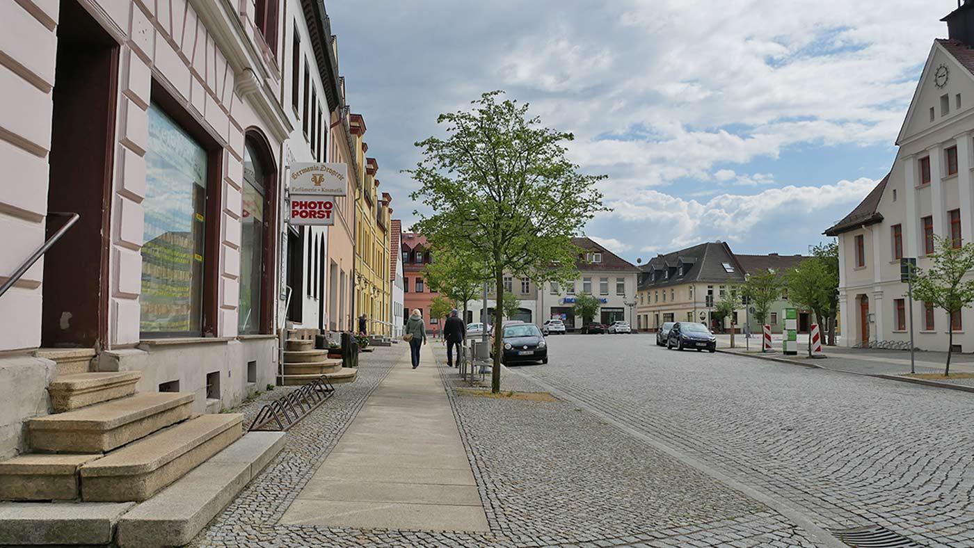 Rothenburg Oberlausitz Markt 01