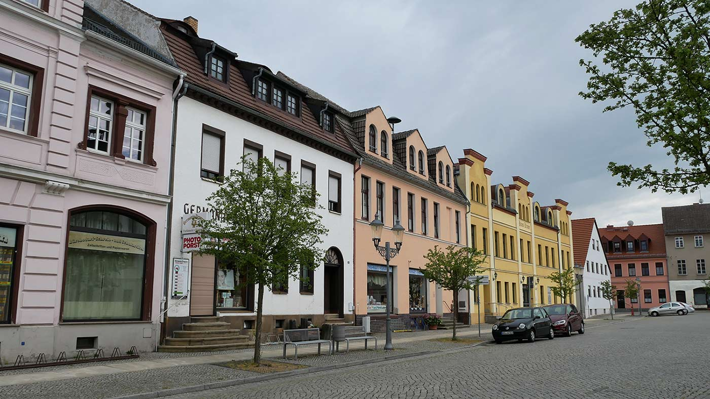 Marktplatz Rothenburg Oberlausitz