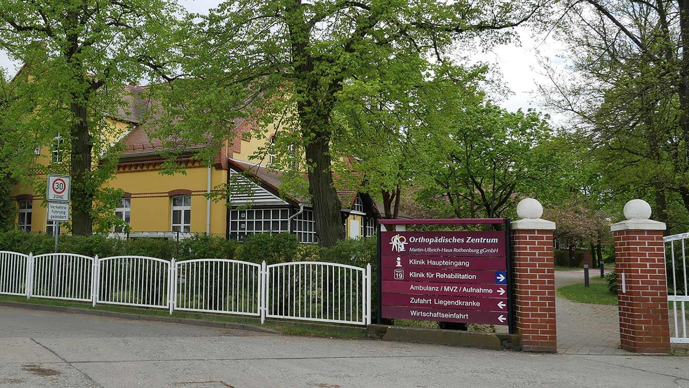 Klinik Rothenburg Oberlausitz
