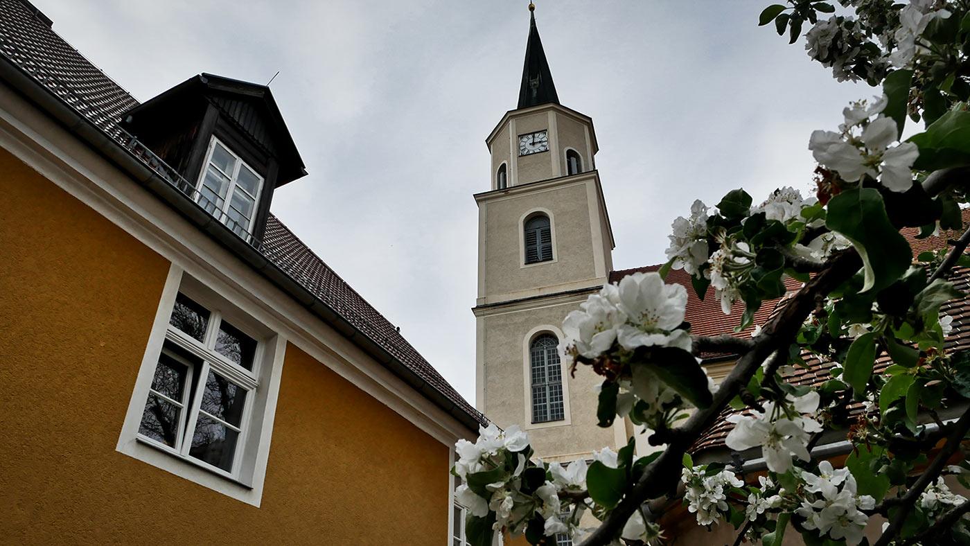 Kirche Rothenburg Oberlausitz