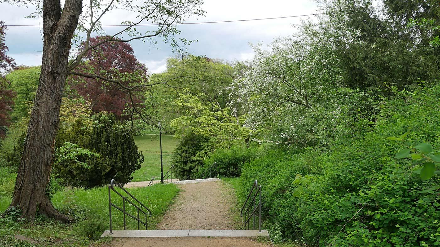 Rothenburg Oberlausitz Stadtpark