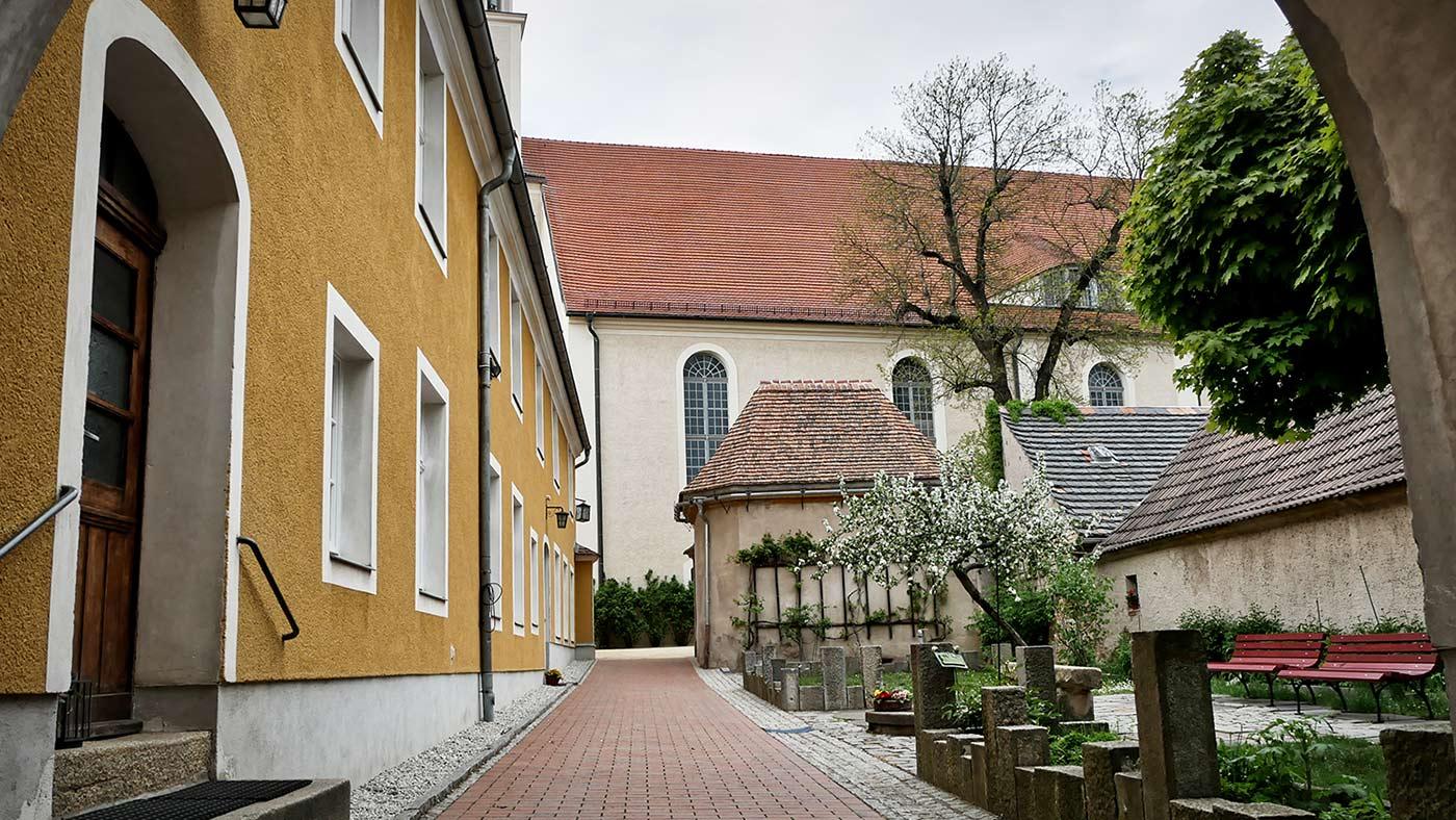 Stadtkirche Rothenburg Oberlausitz