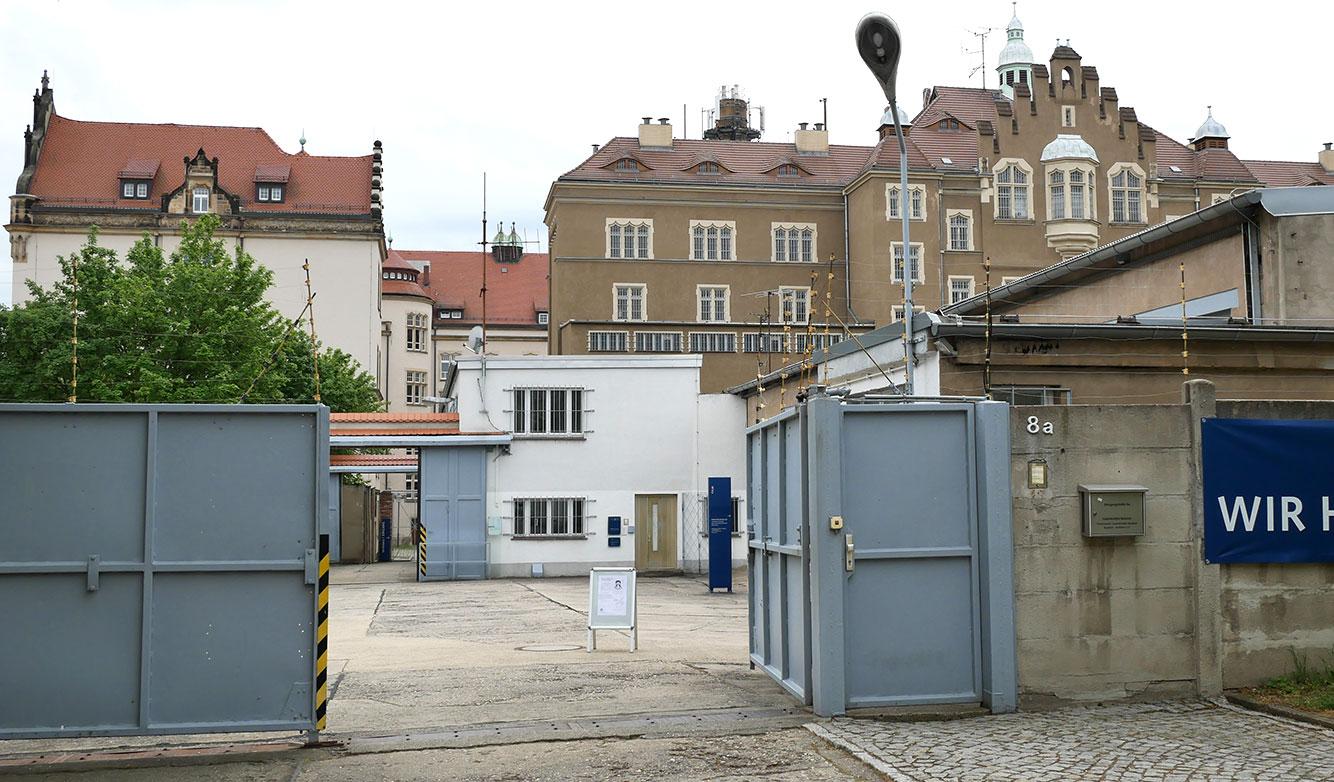 Stasi Knast Bautzen 2 gedaenkstaette