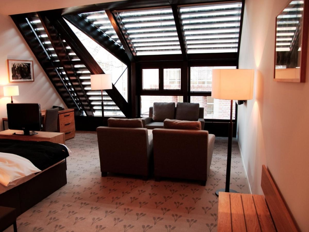 The Granary La Suite Hotel