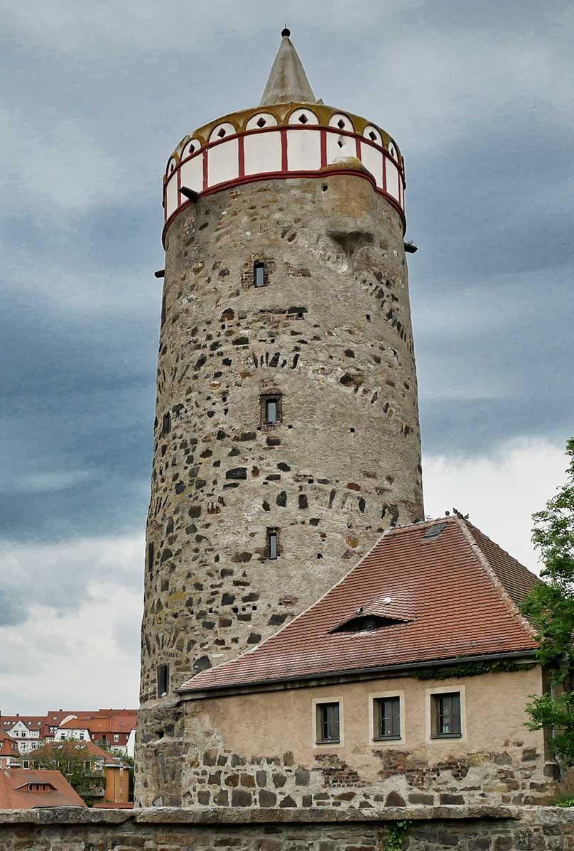 Tuerme Alte Wasserkunst Bautzen