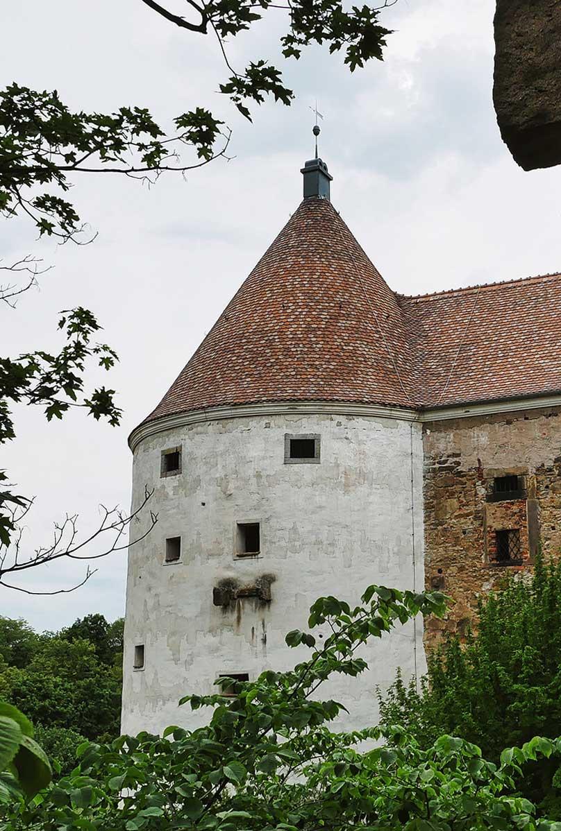 Tuerme Burgwasserturm Bautzen