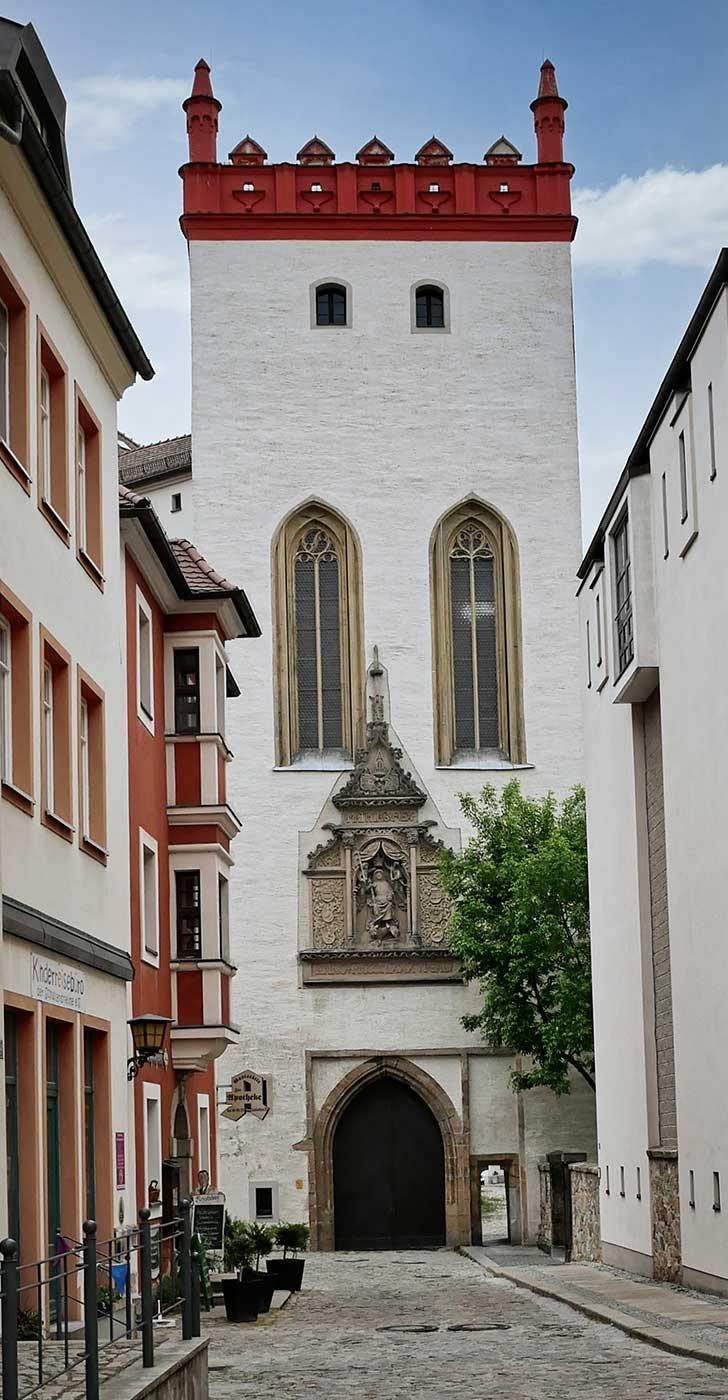 Tuerme Matthiasturm Bautzen