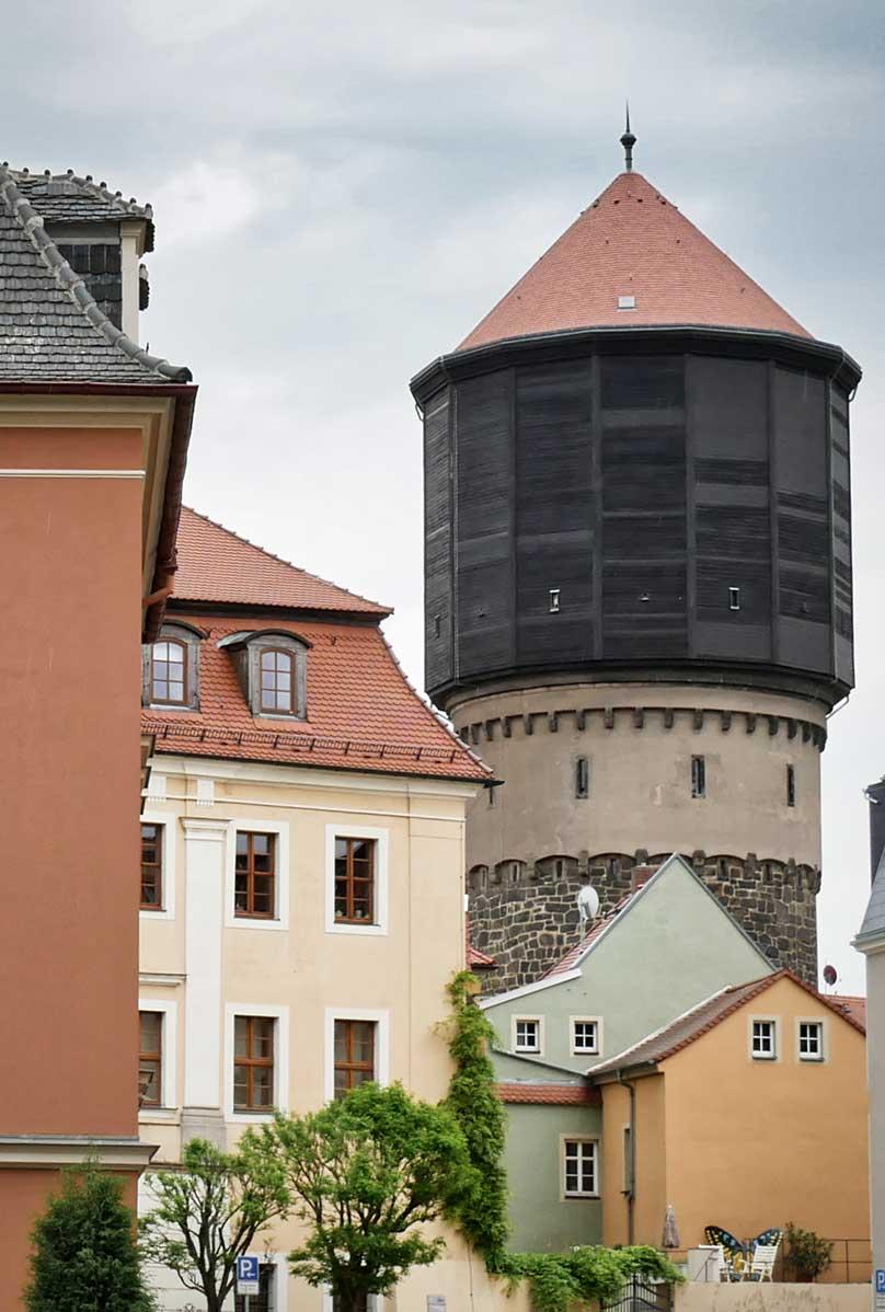Tuerme Wasserturm Bautzen