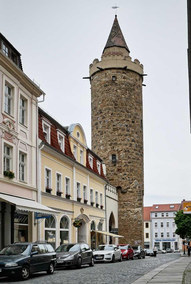 Wendischer Turm in Bautzen