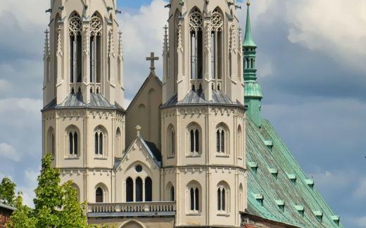 Turm Peterskirche