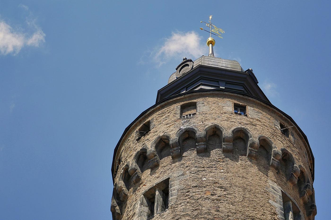 Turmspitze Reichenbacher Turm