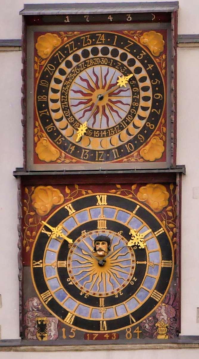 Uhren-Rathaus-Goerlitz