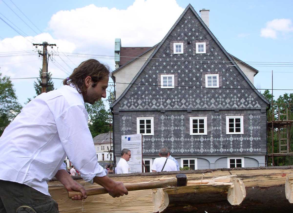 Umgebindehaus Zimmermann