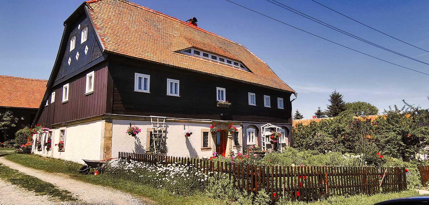 Umgebindehof Waltersdorf