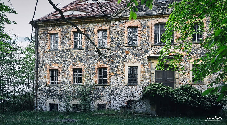 Wasserschloss 2 Tauchritz Berzdorfer See
