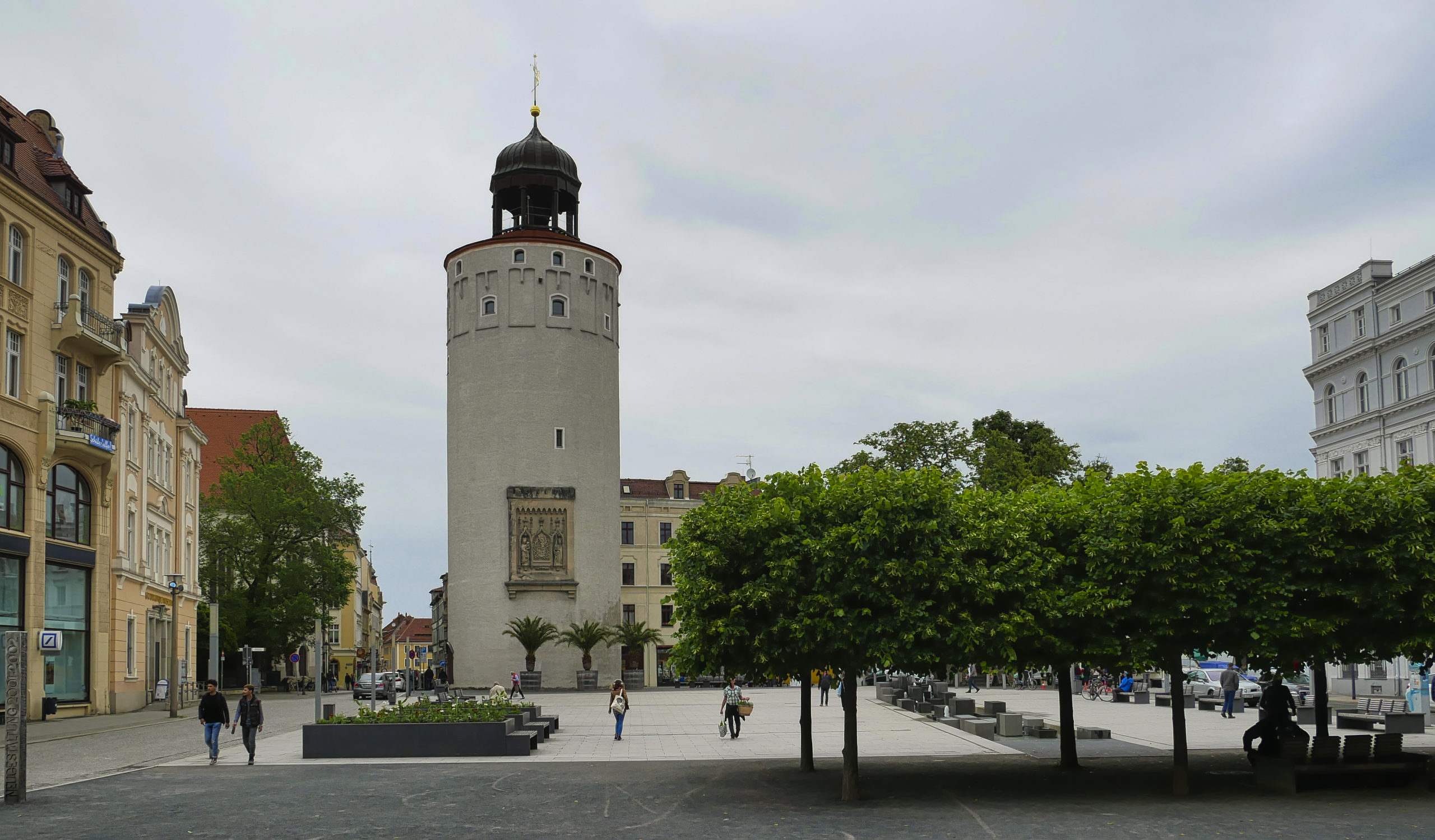 Wasserspiele Marienplatz Goerlitz scaled