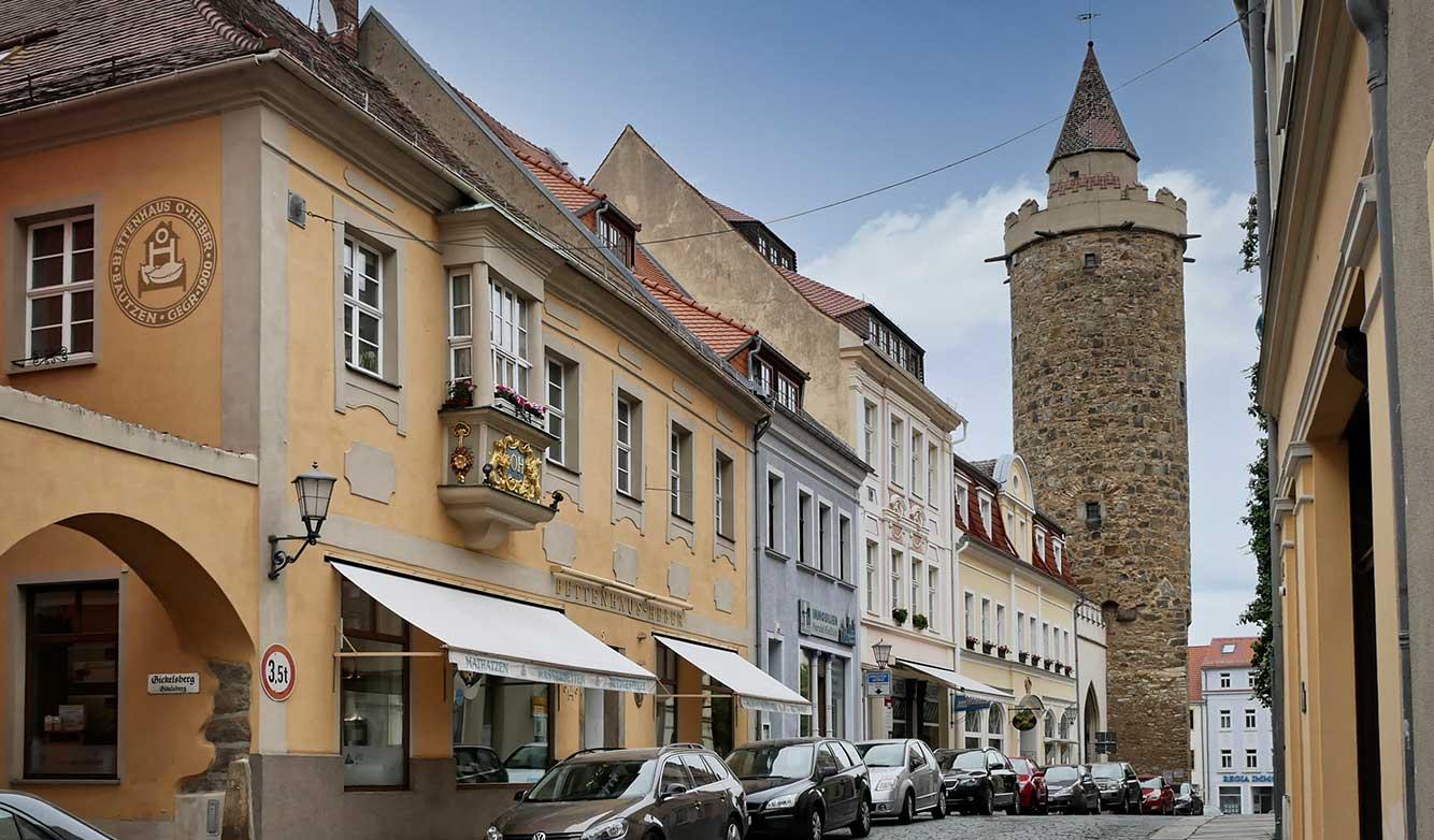 Wendische Turm Bautzen