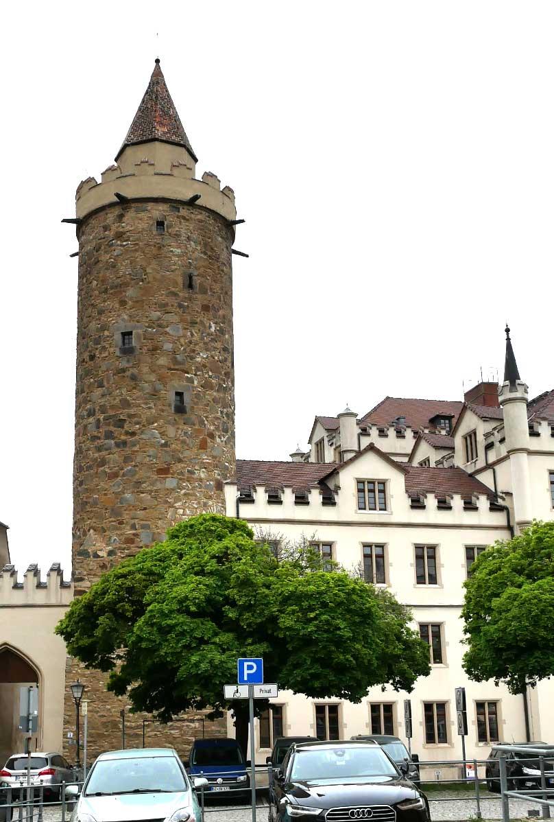 Wendische Turm mit kaserne