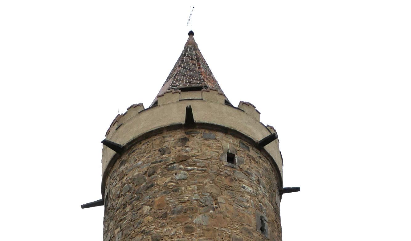 Wendische Turm spitze