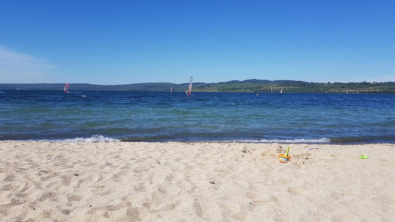Berzdorfer See bei Görlitz