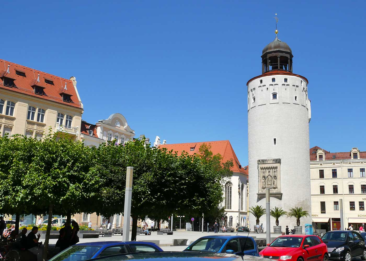 Frauenturm oder Dicker Turm