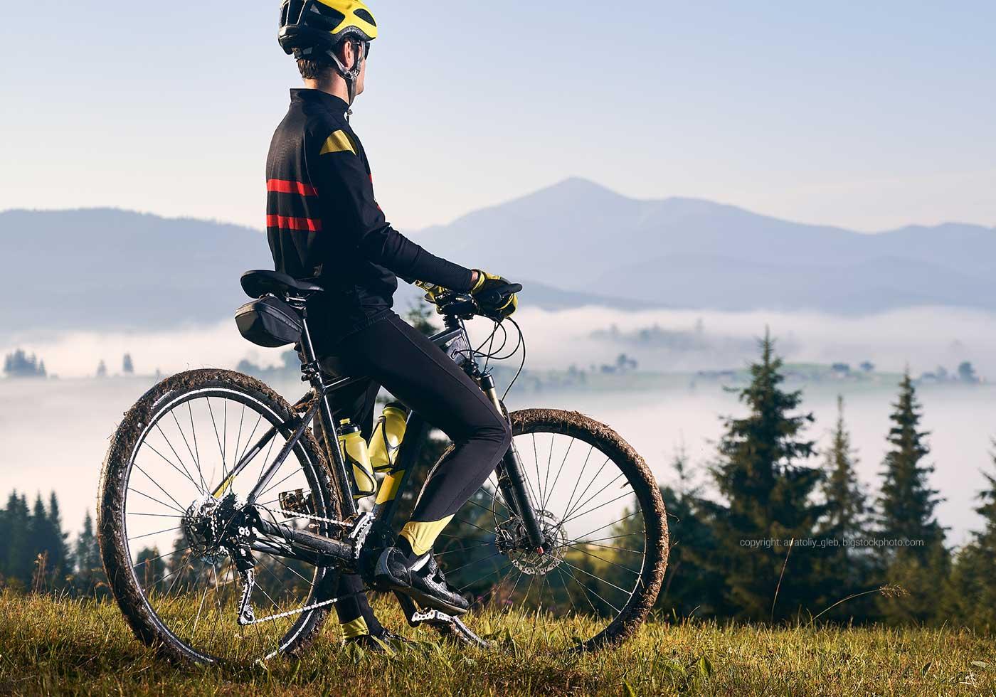 beliebte Fahrradkarten Sächsische Schweiz Isergebirge, Niederschlesien, Riesengebirge