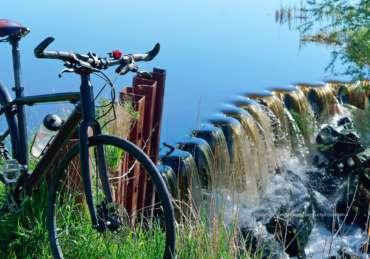 Fahrradkarten durch den Spreewald