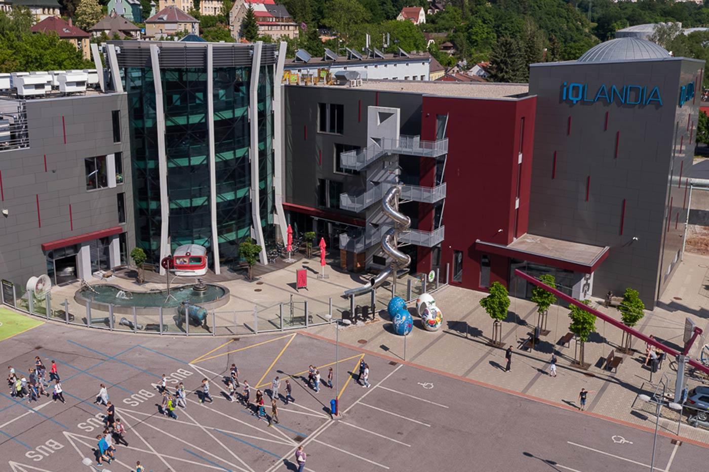 iQLANDIA Liberec erleben