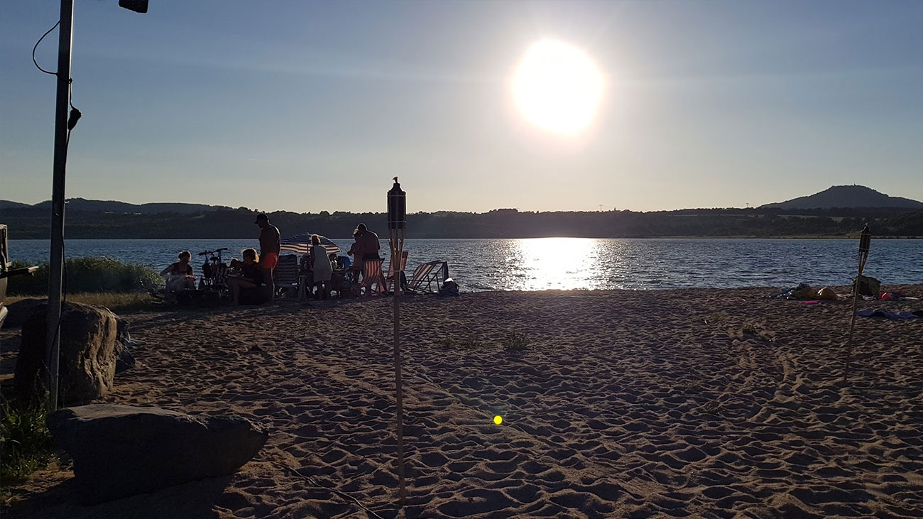 Nordstrand Berzdorfer See