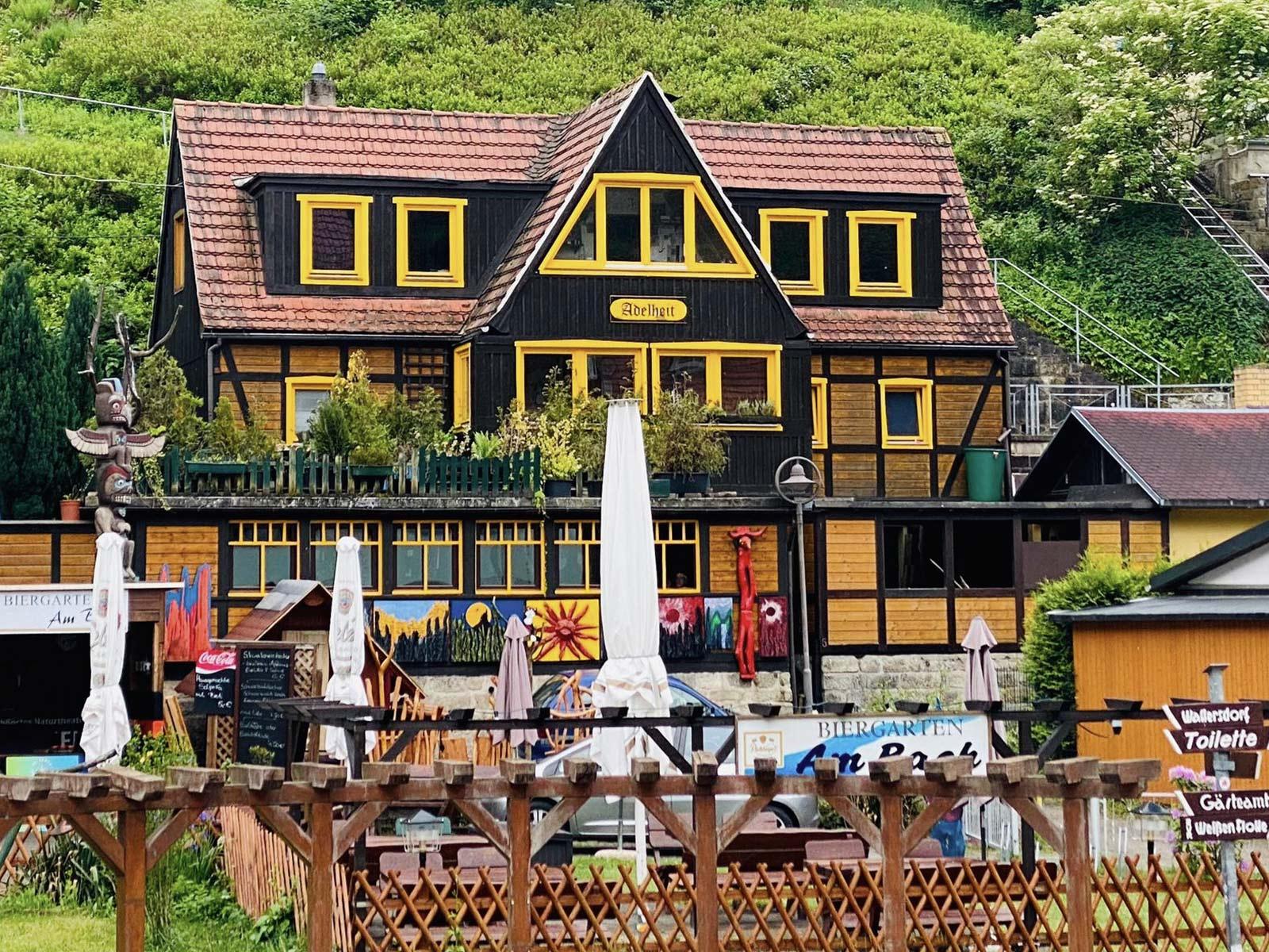 saechsische schweiz elbsandsteingebirge 2