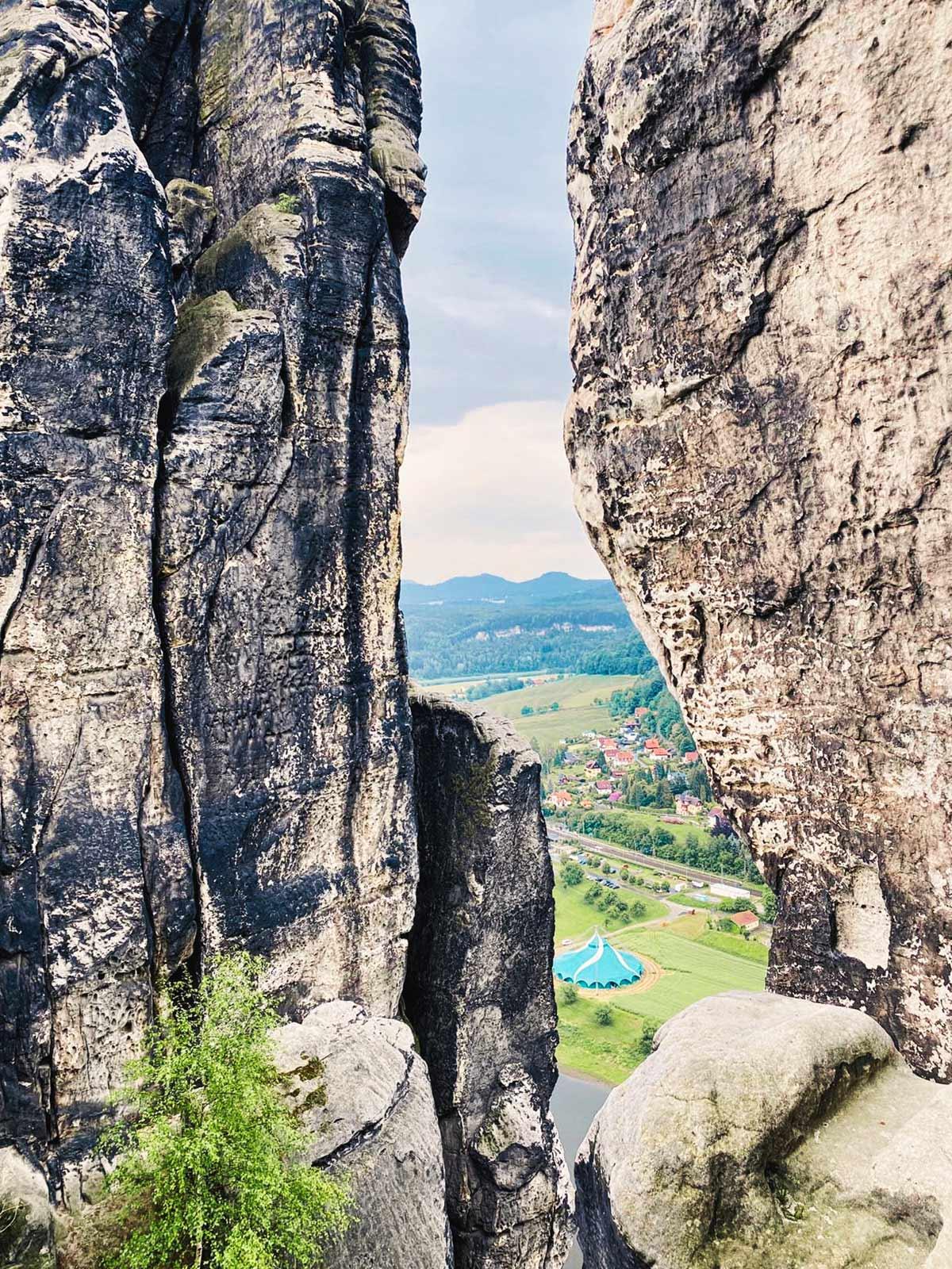 Stiegen Sächsische Schweiz