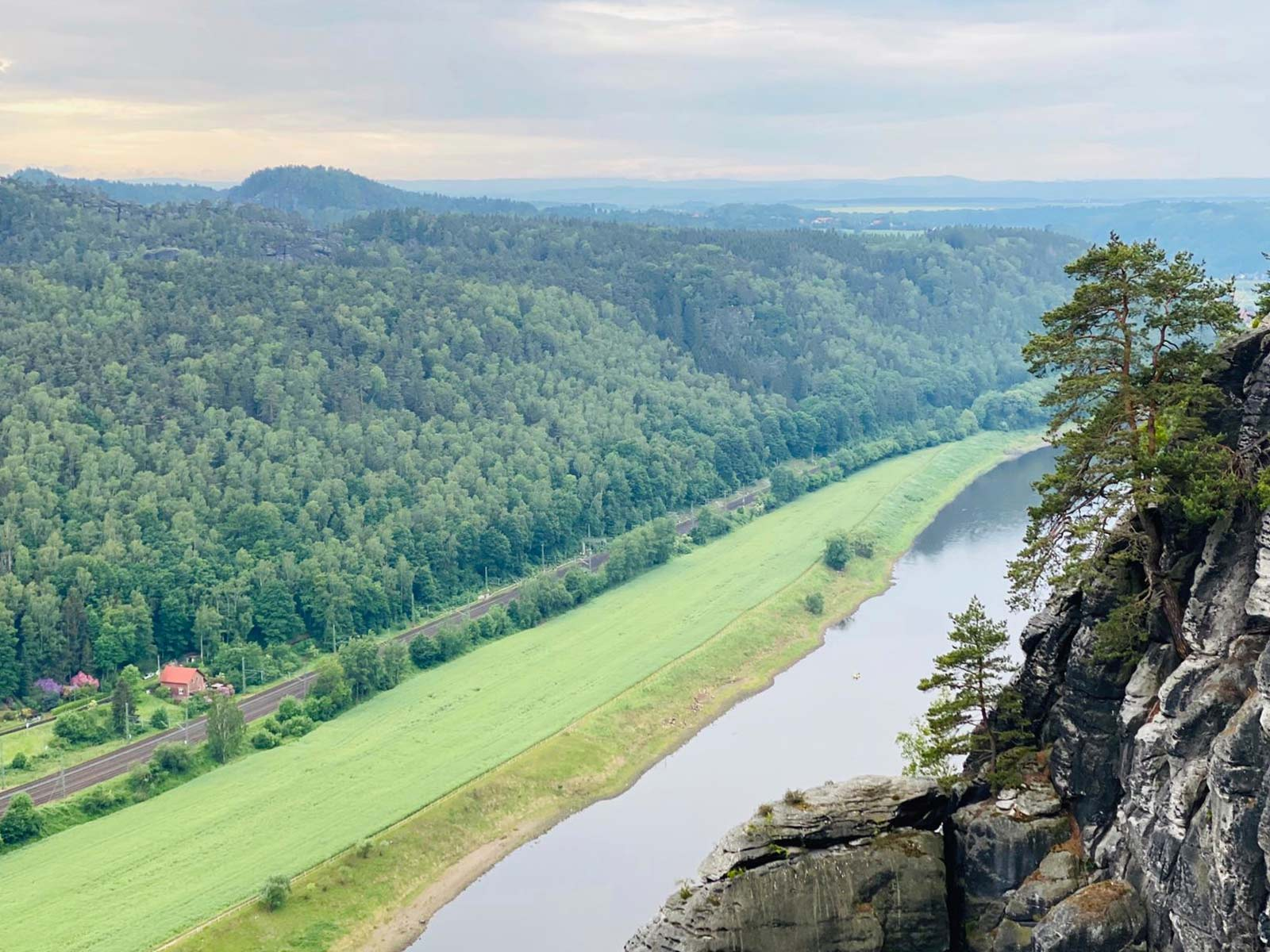 saechsische schweiz elbsandsteingebirge 7