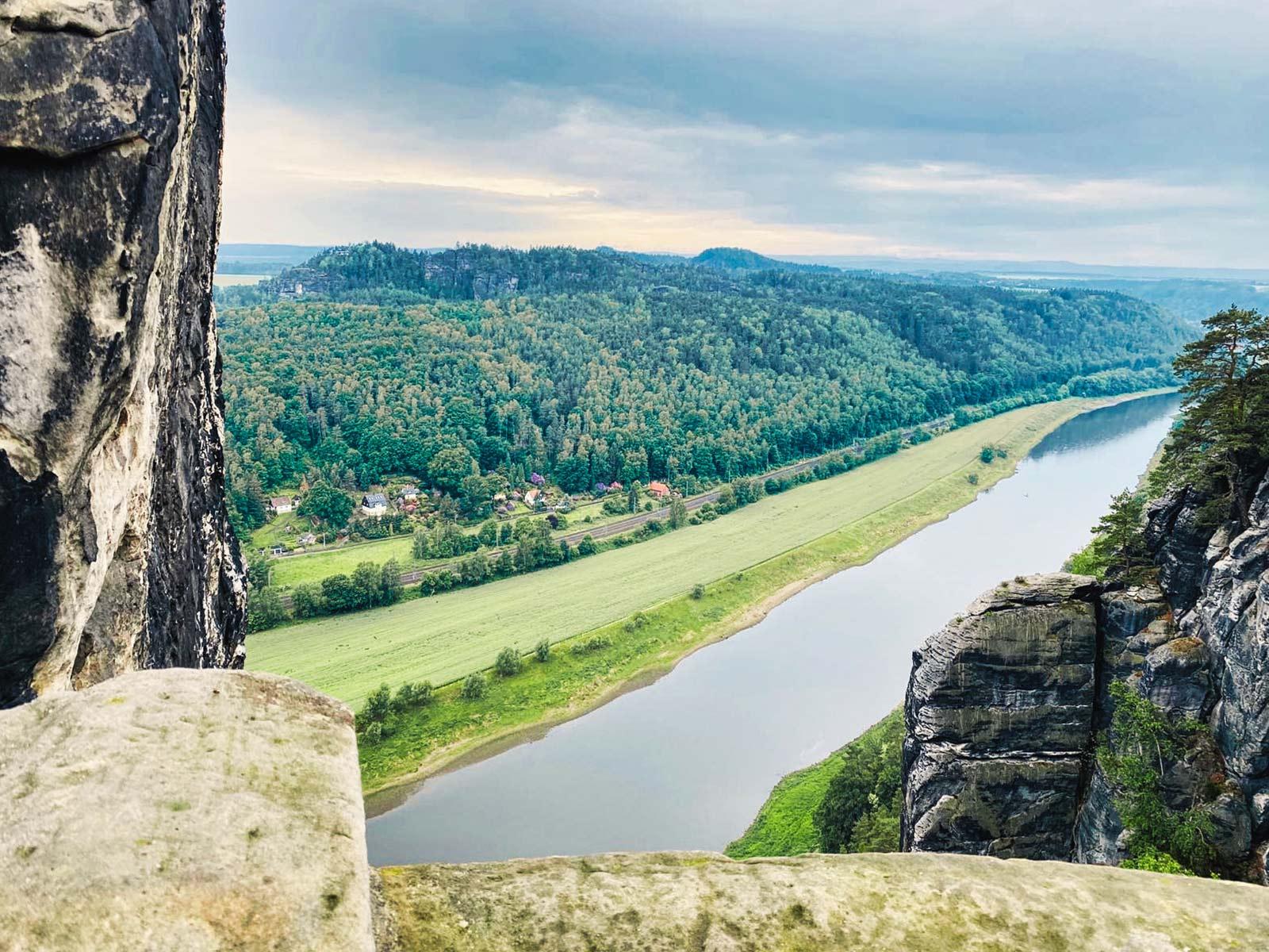 saechsische schweiz elbsandsteingebirge 8