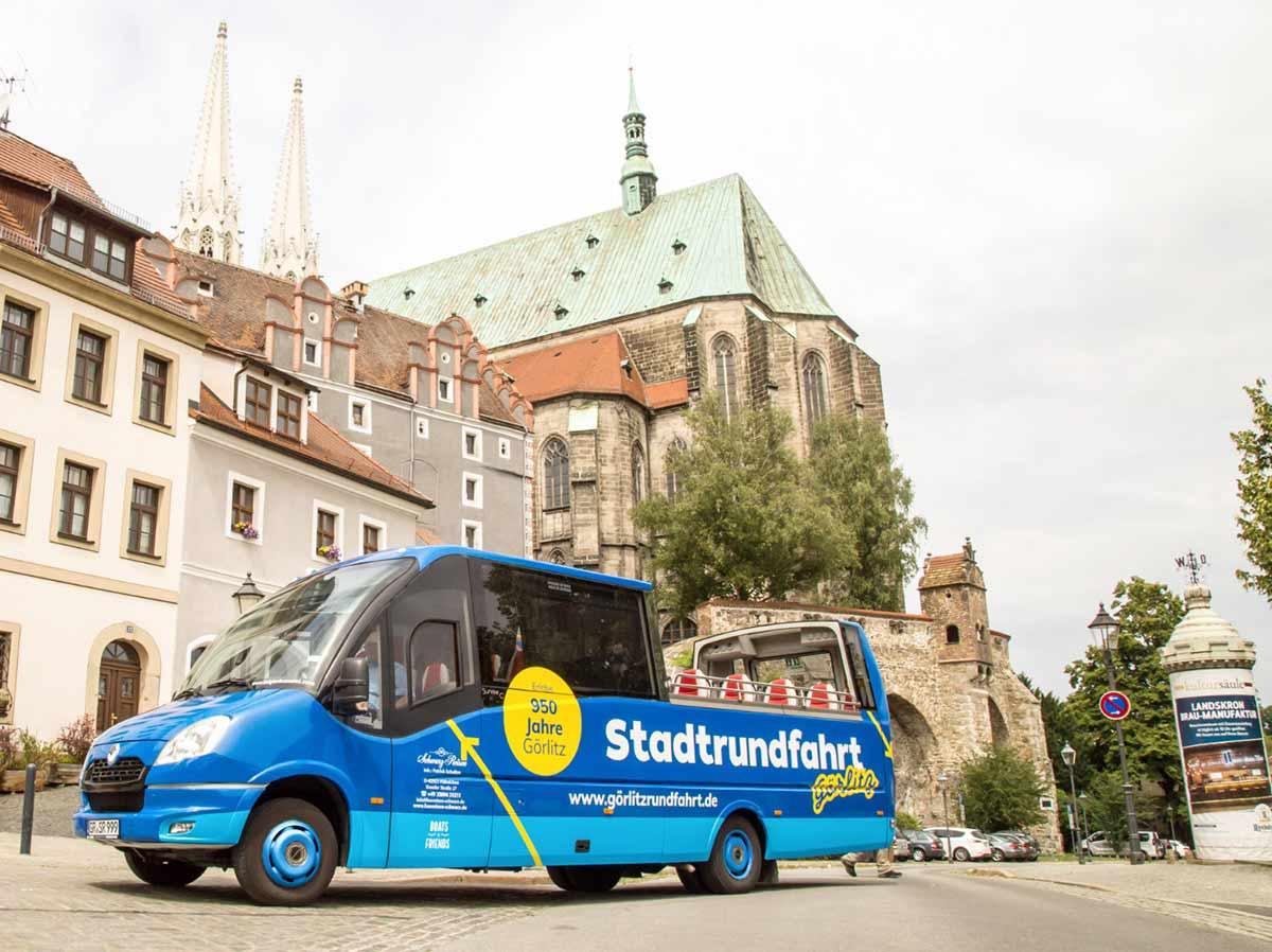 stadtrundfahrt goerlitz altstadt