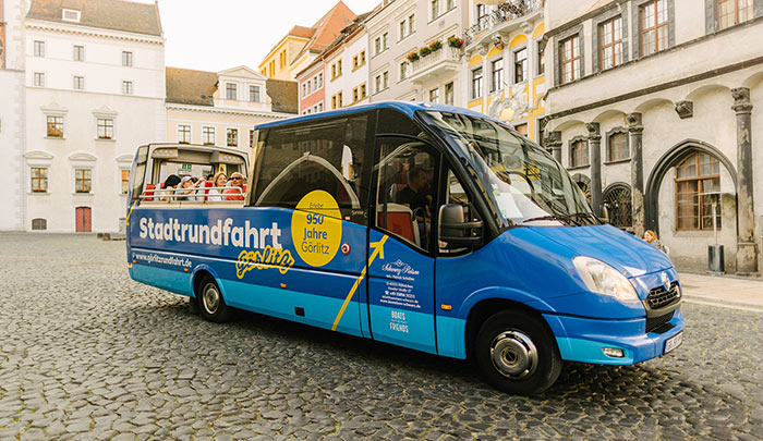 Stadtrundfahrten Görlitz
