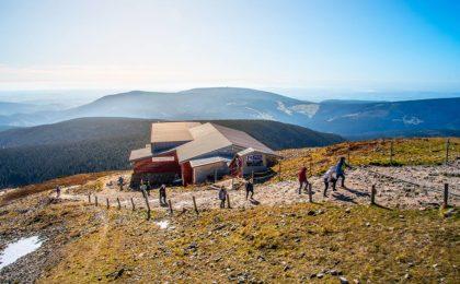 Wanderkarten für das Riesengebirge