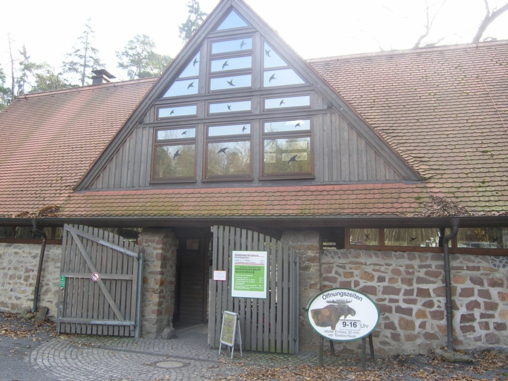 Wildgehege Moritzburg