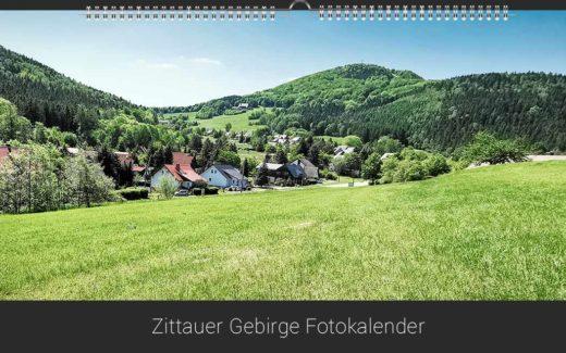 Kalender Zittauer Gebirge